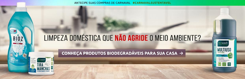 Limpeza Doméstica Biodegradável