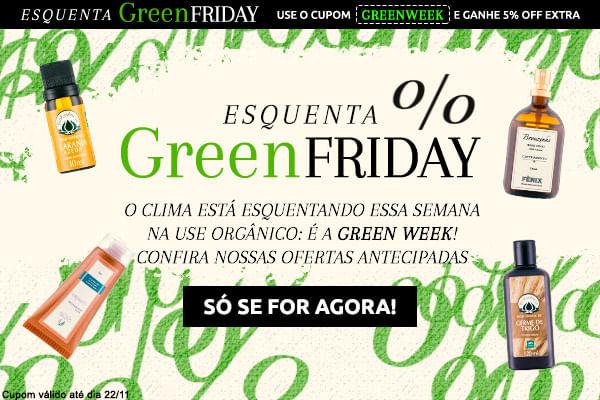 Esquenta Green Friday