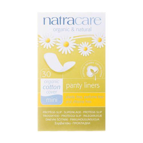 Absorvente-Diario-Organico-Panty-Liners-Mini-com-30-Unidades---Natracare-