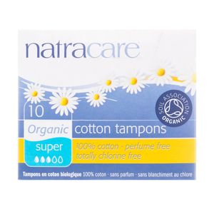 Absorvente-Interno-Organico-Cotton-Tampons-Super-com-10-Unidades---Natracare-