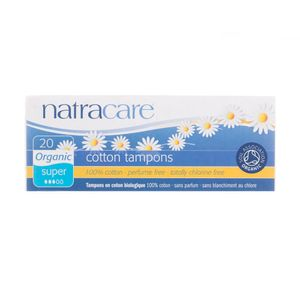 Absorvente-Interno-Organico-Cotton-Tampons-Super-com-20-Unidades---Natracare-