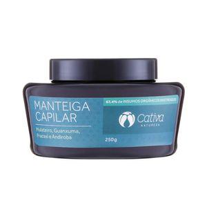 Manteiga-Capilar-Organica-Maria-da-Selva-250ml-–-Cativa-Natureza