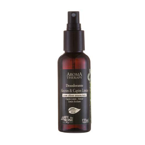Desodorante-Spray-Natural-Alecrim---Capim-limao-120ml---Arte-dos-Aromas