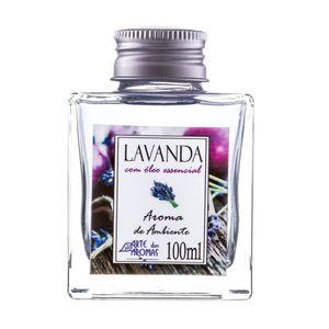Difusor-de-Aroma-Natural-com-Varetas-Lavanda-100ml---Arte-dos-Aromas
