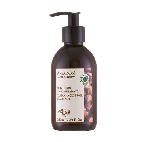Locao-Hidratante-Corporal-Natural-Castanha-do-Brasil-220ml---Arte-dos-Aromas