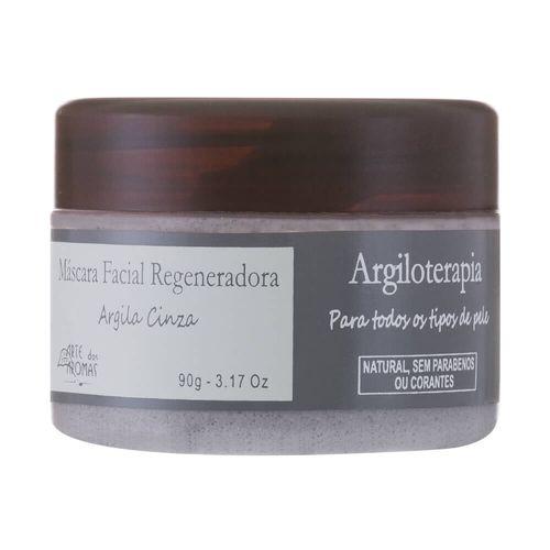 Mascara-Facial-Natural-Regeneradora-Argila-Cinza-e-Petitgrain-90g---Arte-dos-Aromas