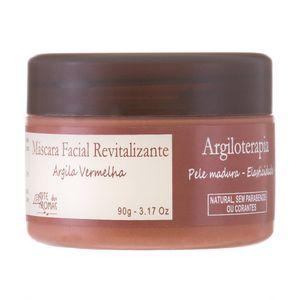 Mascara-Facial-Natural-Revitalizante-Argila-Vermelha-90g---Arte-dos-Aromas