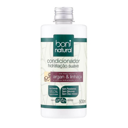 Condicionador-Natural-Hidratacao-Suave-Argan---Linhaca-500ml-–-Boni-Natural