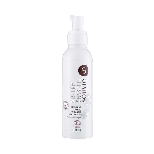 Mousse-de-banho-organico-linha-rn-150ml-–-souvie