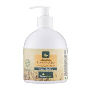 Sabonete-Natural-Flor-de-Aloe-480ml-–-Livealoe