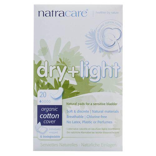 Absorvente-Organico-Dry-e-Light-para-Incontinencia-com-20-Unidades---Natracare
