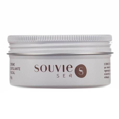 Creme-Esfoliante-Facial-Organico-Linha-Ser--80g---Souvie