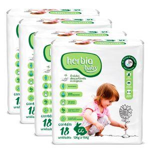 Kit-com-72-Unidades-de-Fraldas-Herbia-Baby-GG---Herbia