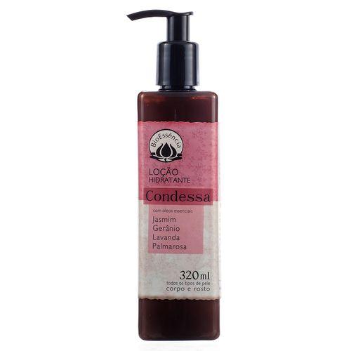 Locao-Hidratante-Natural-Condessa-320ml---BioEssencia