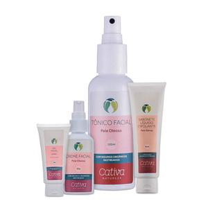 Kit-Tratamento-Facial-Natural-para-Pele-Oleosa---Cativa-Natureza