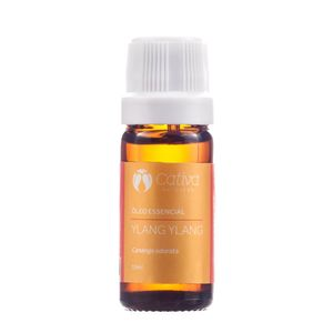 Óleo Essencial Natural de Ylang Ylang 10ml – Cativa Natureza