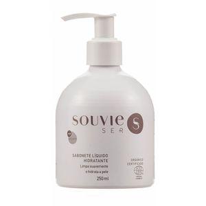 Sabonete-Liquido-Hidratante-Organico-Linha-Ser--150ml-–-Souvie