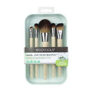 Kit-com-5-Pinceis-Essenciais-Start-the-Day-Beautifully-N°-1606-–-Ecotools
