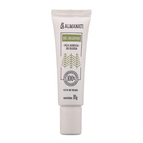 Gel-Secativo-Facial-Natural-para-Peles-Oleosas-e-Acneicas-10g---Almanati
