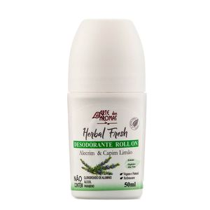 Desodorante-Roll-On-Herbal-Fresh-Alecrim---Capim-Limao-50ml-–-Arte-dos-Aromas
