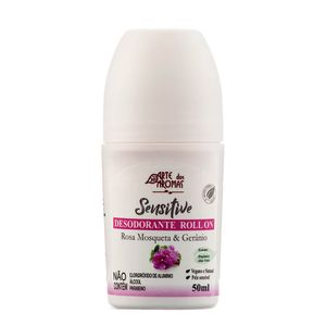 Desodorante-Roll-On-Sensitive-Rosa-Mosqueta---Geranio-50ml-–-Arte-dos-Aromas