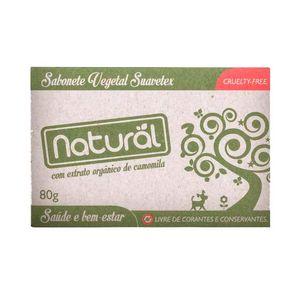 Sabonete-Vegetal-Natural-Suavetex-com-Extrato-de-Camomila-80g---Organico-Natural