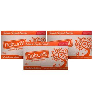 Kit-com-3-Sabonetes-Vegetal-Natural-Suavetex-com-Extrato-de-Curcuma-80g-–-Organico-Natural-