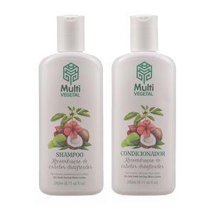 Kit-Natural-Shampoo-e-Condicionador-de-Coco-para-Cabelos-Danificados---Multi-Vegetal