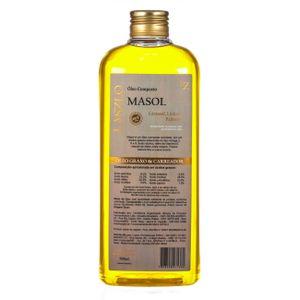 Oleo-Vegetal-Masol-Composto--Girassol-Linhaca-e-Palmiste--500ml---Laszlo