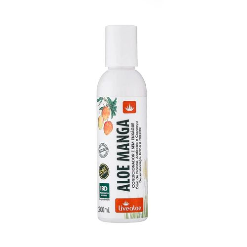 Condicionador-e-Creme-Sem-Enxague-Natural-Aloe-Manga-200ml-–-Livealoe