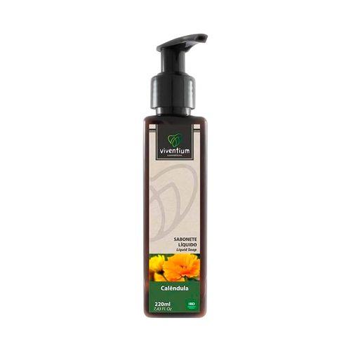 Sabonete-Liquido-Natural-Calendula-220ml-–-Viventium