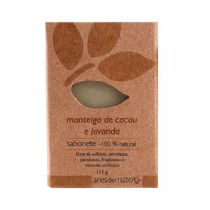 Sabonete-de-Manteiga-de-Cacau-e-Lavanda-115g-–-Ares-de-Mato