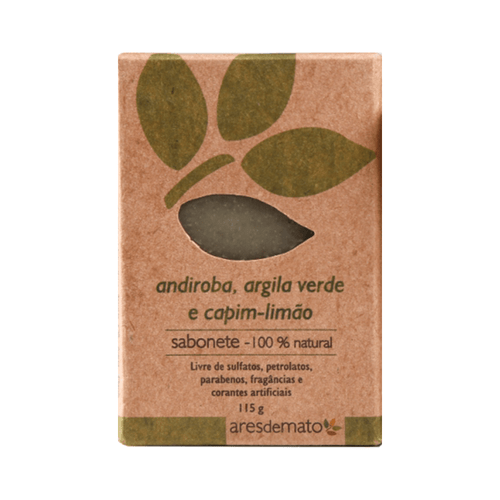 Sabonete-Natural-de-Argila-Verde-Andiroba-e-Capim-Limao-115g---Ares-de-Mato