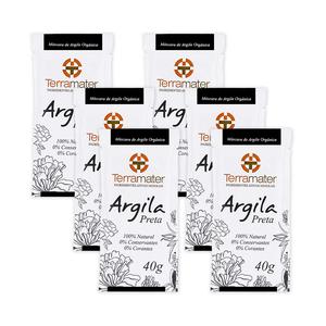Kit-6-Unidades-Mascaras-de-Argila-Preta-Organica-40g-–-Terramater