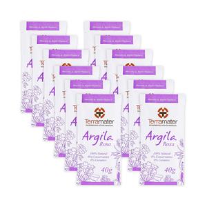 Kit-12-Mascaras-de-Argilas-Roxa-Organica-40g-–-Terramater