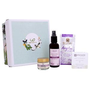 -Kit-de-Presente-com-Cosmeticos-Naturais-para-Cuidados-Faciais-da-Use-Organico