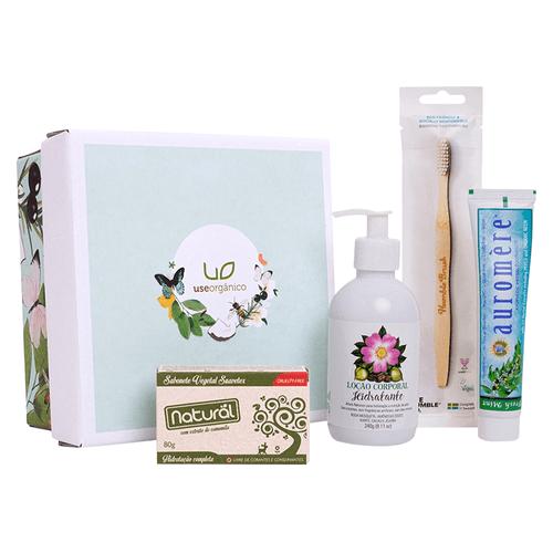 -Kit-de-Presente-Pense-Verde-com-Produtos-Naturais-e-Veganos-da-Use-Organico