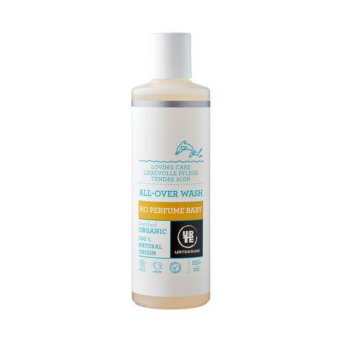 Sabonete-Liquido-Organico-Bebe-Cabelo-e-Corpo-Sem-Perfume-250ml-–-Urtekram