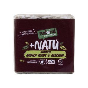 Sabonete-Anti-Acne-de-Argila-Verde-90g-–-Natural-Messenger