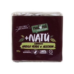 Sabonete-Anti-Acne-de-Argila-Verde-90g-–-Natural-Messenger