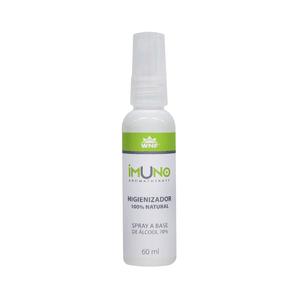 Spray-Higienizador-Imuno-100--Natural-a-Base-de-Alcool-70-com-60ml-–-WNF