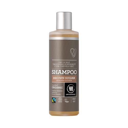 Shampoo-de-Acucar-Mascavo-Organico-para-Peles-Sensiveis-250ml-Urtekram