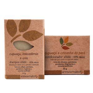 Kit-Shampoo-e-Condicionador-Solido-de-Cupuacu-para-Cabelos-Secos-–-Ares-de-Mato