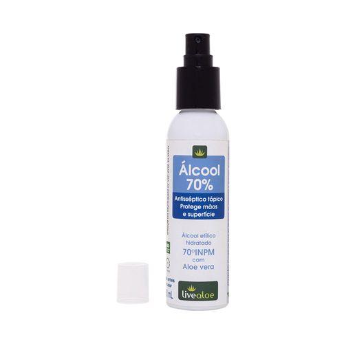 Alcool-70-Antisseptico-para-Maos-e-Superficies-com-Aloe-Vera-100ml-Livealoe