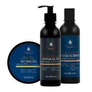 Kit-com-Shampoo-Condicionador-e-Mascara-para-Cabelos-Secos---Ahoaloe