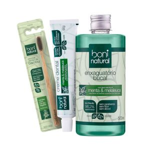 Kit-Escova-de-Dentes-Pasta-Dental-e-Enxaguante-Bucal-Vegano---Boni-Natural