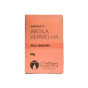 Sabonete-de-Argila-Vermelha-Organico-para-Pele-Madura-60g-–-Cativa-Natureza