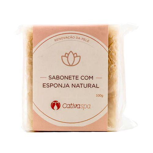 Sabonete-Esfoliante-Organico-com-Esponja-Natural-100g-–-Cativa-Natureza