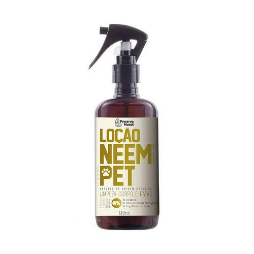 Locao-Neem-Pet-180ml---Preserva-Mundi