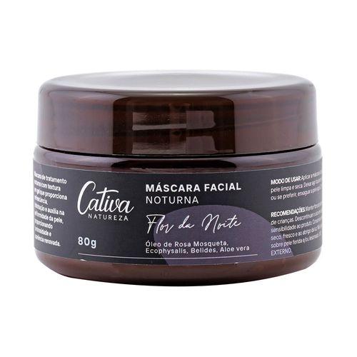 Mascara-Facial-Natural-Noturna-Flor-da-Noite-80-Cativa-Natureza